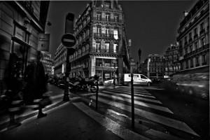 パリのOne second
