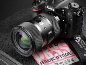 SIGMA 18-35mm F1.8 DC HSM(デジカメWatch)