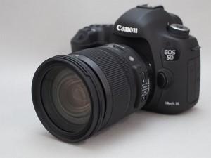 SIGMA 24-105mm F4 DG OS HSM(ITmedia)