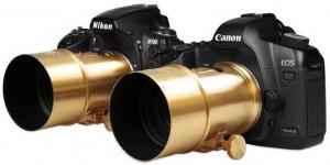 Lomography x Zenit New Petzval Art Lens装着例