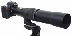 MILTOL 400mm F6.7
