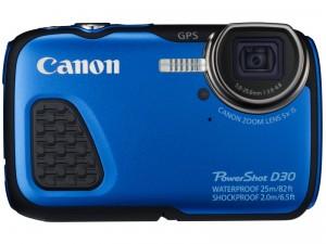 PowerShot D30