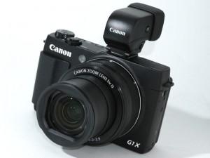 PowerShot G1 X Mark II(デジカメWatch)