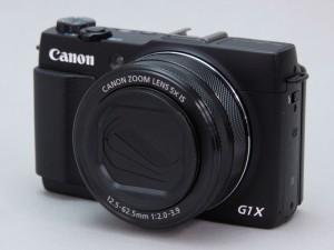 PowerShot G1 X Mark II(ITmedia)