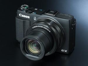 PowerShot G1 X Mark II(ITmedia/PR)