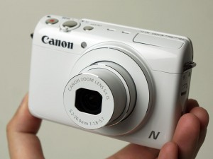 PowerShot N100(AV Watch)