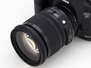 SIGMA 24-105mm F4 DG OS HSM(デジカメWatch)