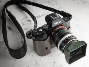 α7 + Tessar 50mm F2.8
