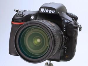 ニコンD810