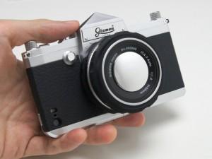 GIZMON「iCA5 SLR」