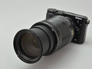 1 NIKKOR VR 70-300mm f:4.5-5.6