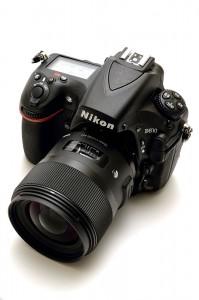 シグマ「35mm F1.4 DG HSM」