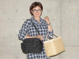 石黒美穂子さん:軽量な装備に合う意外なバッグ