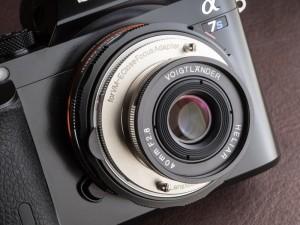 フォクトレンダーHeliar 40mm F2.8
