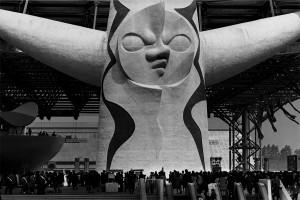 日本万国博覧会 太陽の塔 大阪 昭和45年 撮影/熊切圭介
