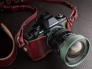 OM-D E-M10 + Prominar 8.5mm F2.8