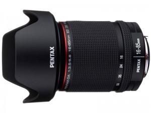 PENTAX-DA 16-85mm F3.5-5.6