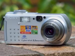DSC-P5(2001年)