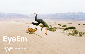 The EyeEm World Tour./The World's Biggest Mobile Photo Exhibition in Tokyo