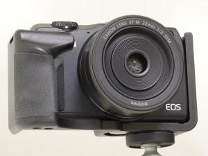 EOS M2用グリップ