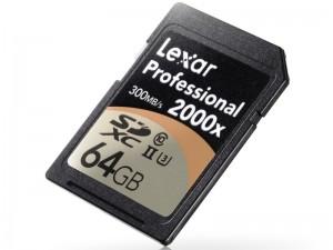 世界最速のSDカード