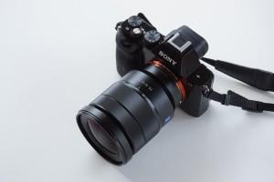 SEL1635Z Vario-Tessar T* FE 16-35mm F4 ZA OSS