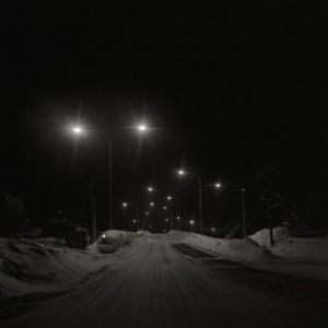池田圭輔写真展「冬夜燈光」