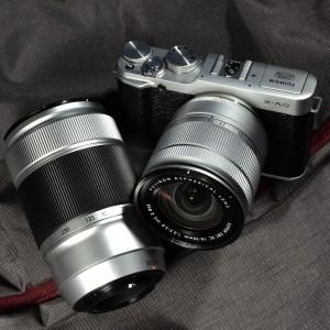 FUJIFILM X-A2 ダブルズームキット