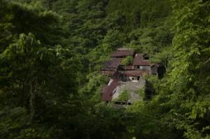 岡山県 竜山鉱山
