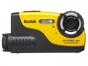 Kodak、1万5,500円のタフネスデジカメ