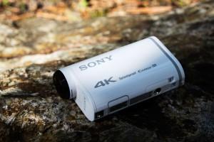 SONY のウェアラブルカメラ