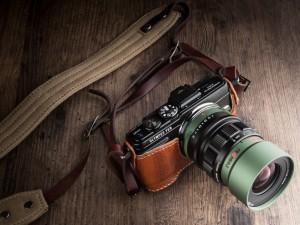 PEN Lite E-PL7 + Prominar 25mm F1.8