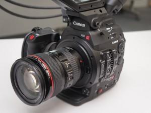 CINEMA EOS「C300 MarkII」