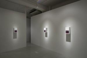 企画写真展キリコ:大阪での展示の様子