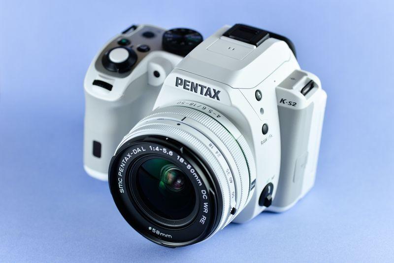 how to delete pics on pentax ks2