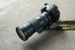 TAMRON SP 150-600mm F5-6.3 VC USD [Model A011]