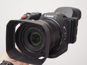 4Kカメラ「XC10