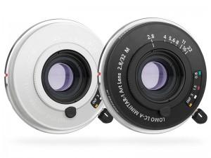 Lomo LC-AのレンズがMマウントの交換レンズに
