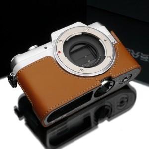 LUMIX GF7用の本革カメラケース