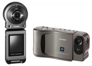 """分離型カメラFR10に""""QV-10カラー""""の限定モデル"""