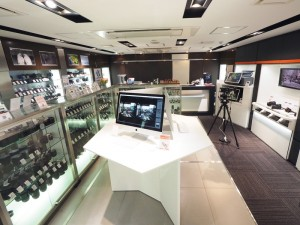 マップカメラ本館5階SONYフロア