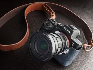 α7 II + Prominar 12mm F1.8