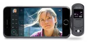 iPhone用カメラユニット「DxO ONE」