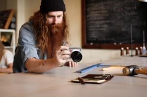 ビルケンシュトック×ライカ「10 Professionals」写真展