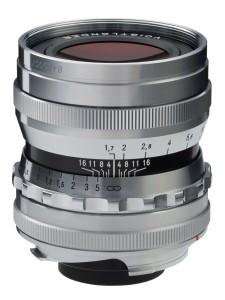 ULTRON 35mm F1.7:ブラックも有り
