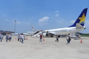茨城空港、飛行機撮影講座