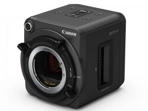 キヤノンが初の超高感度カメラ