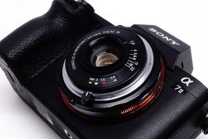 Lomo LC-A Minitar-1 Art Lens 2.8:32 M