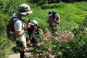山岳写真家と行く白馬トレッキング