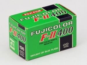 フジカラーF-II400